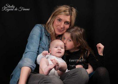 Studio Regard de Femme - Fabienne Ulmer Photographe   Bébé